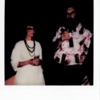 Barbara Young with Robert Huff